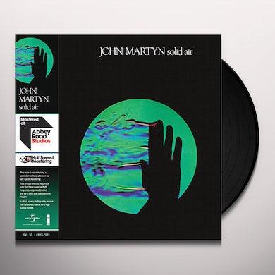 John Martyn SOLID AIR - HALF SPEED Vinyl Record