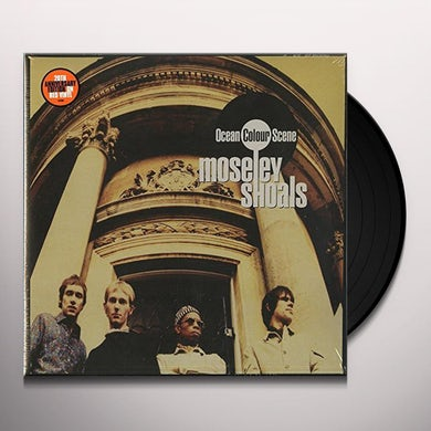 Ocean Colour Scene MOSELEY SHOALS Vinyl Record - Portugal Release
