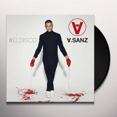 Alejandro Sanz #ELDISCO Vinyl Record