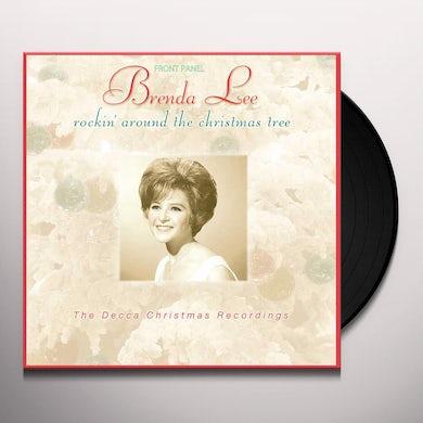 Brenda Lee ROCKIN AROUND THE CHRISTMAS TREE Vinyl Record