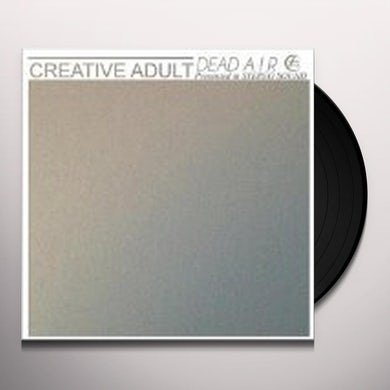 Creative Adult BULLS IN THE YARD Vinyl Record