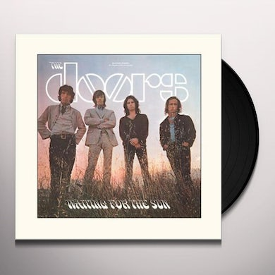 The Doors WAITING FOR THE SUN (REMASTERED) Vinyl Record