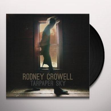 Rodney Crowell TARPAPER SKY Vinyl Record