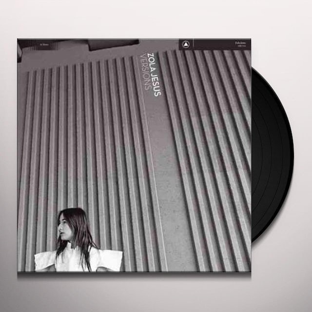 Zola Jesus / Jg Thirwell & Mivos Quartet VERSIONS Vinyl Record