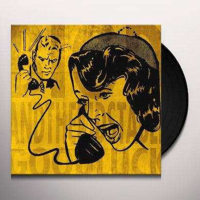 Big D & Kids Table GOOD LUCK LIVE Vinyl Record