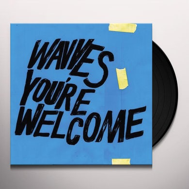Wavves DAISY / YOU'RE WELCOME Vinyl Record