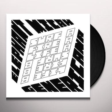 Elephant Micah GENERICANA Vinyl Record
