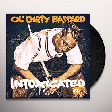 INTOXICATED Vinyl Record