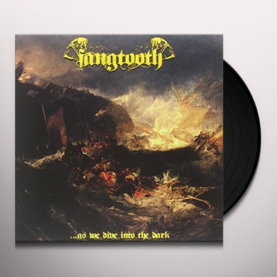FANGTOOTH AS WE DIVE INTO THE DARK Vinyl Record