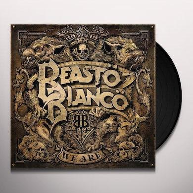 Beasto Blanco WE ARE Vinyl Record