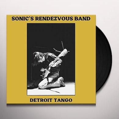 Sonic's Rendezvous Band DETROIT TANGO Vinyl Record