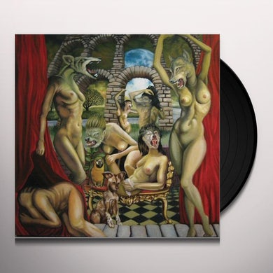 Beard Of Wolves WET MOUTH Vinyl Record
