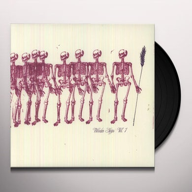 Wooden Shjips 1 Vinyl Record