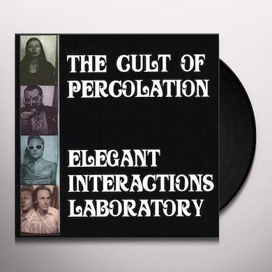 Cult Of Percolation ELEGANT INTERACTIONS LABORATORY Vinyl Record