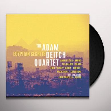 Adam Deitch Quartet EGYPTIAN SECRETS Vinyl Record