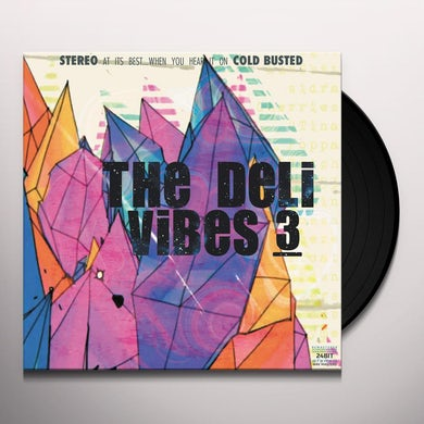 VIBES 3: REMASTERED Vinyl Record