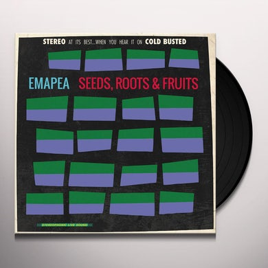 SEEDS ROOTS & FRUITS Vinyl Record