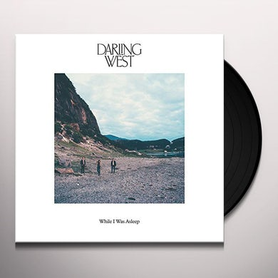 Darling West WHILE I WAS ASLEEP Vinyl Record