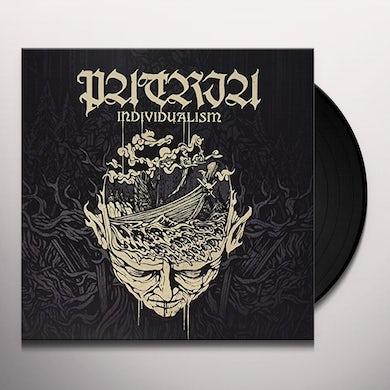 Patria INDIVIDUALISM Vinyl Record