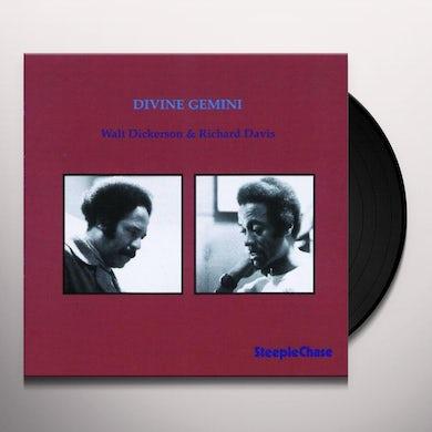 Dickerson Walt / Davis Richard DIVINE GEMINI Vinyl Record