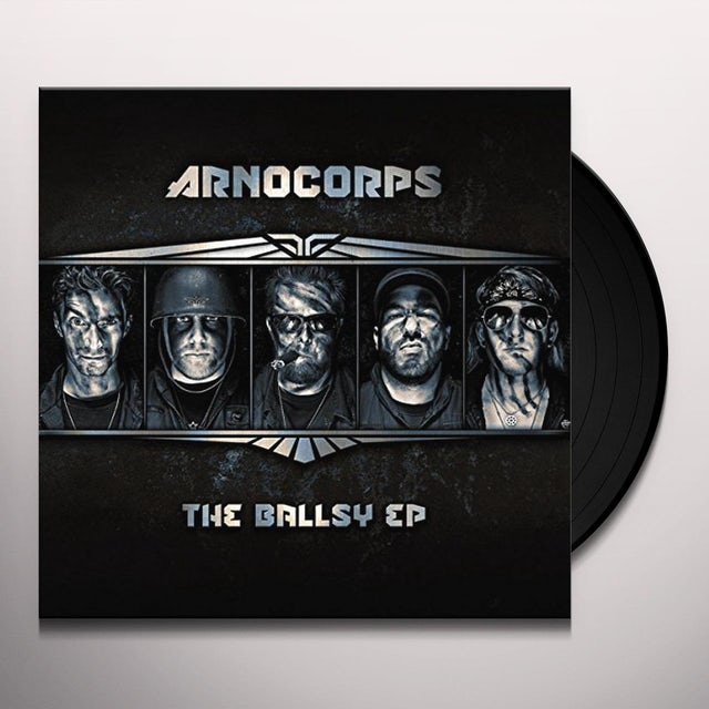 Arnocorps BALLSY Vinyl Record