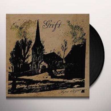 FYRA ELEGIER Vinyl Record