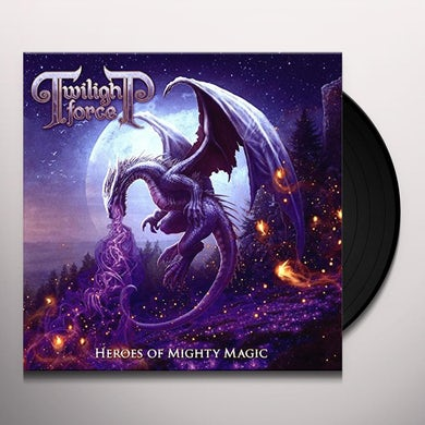 Twilight Force HEROES OF MIGHTY MAGIC Vinyl Record
