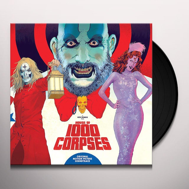 House Of 1000 Corpses / O.S.T. HOUSE OF 1000 CORPSES / Original Soundtrack Vinyl Record