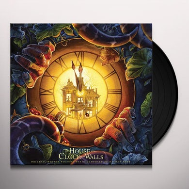 THE HOUSE WITH A CLOCK IN ITS WALLS Vinyl Record