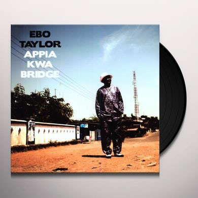 Ebo Taylor APPIA KWA BRIDGE Vinyl Record