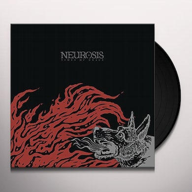 Neurosis TIMES OF GRACE Vinyl Record - UK Release