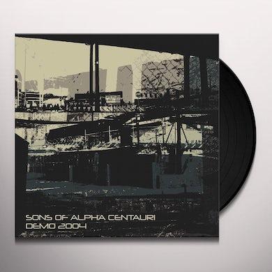 Sons of Alpha Centauri DEMO 2004 Vinyl Record