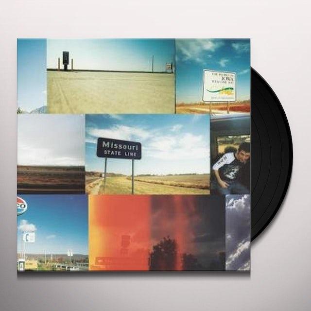 Jason Anderson HOPEFUL & THE UNAFRAID Vinyl Record