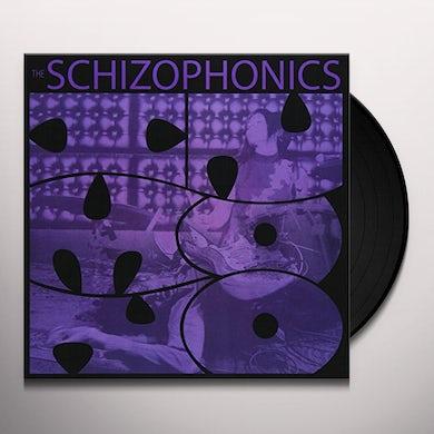 Schizophonics IN MONO / CLOCK STRIKES Vinyl Record