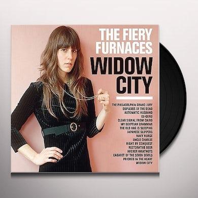 The Fiery Furnaces WIDOW CITY Vinyl Record