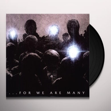 All That Remains FOR WE ARE MANY Vinyl Record