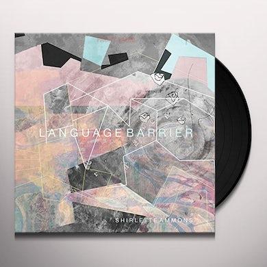 Shirlette Ammons LANGUAGE BARRIER Vinyl Record