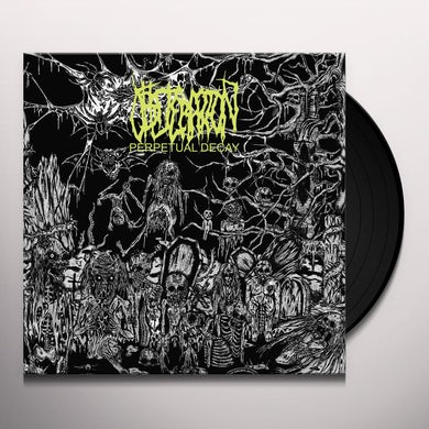 Obliteration PERPETUAL DECAY Vinyl Record