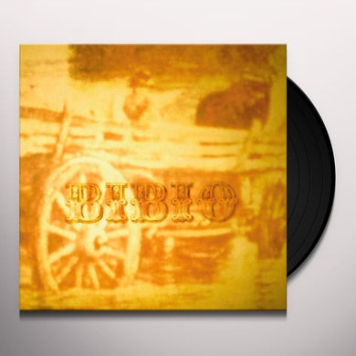 Hand Cranked Vinyl Record