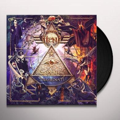 Ten ILLUMINATI Vinyl Record