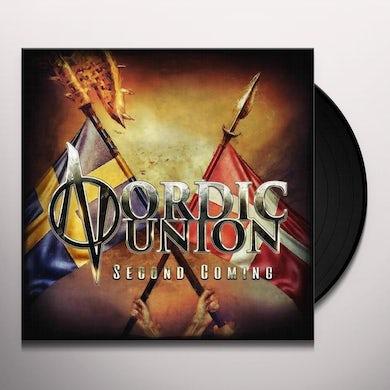 SECOND COMING Vinyl Record