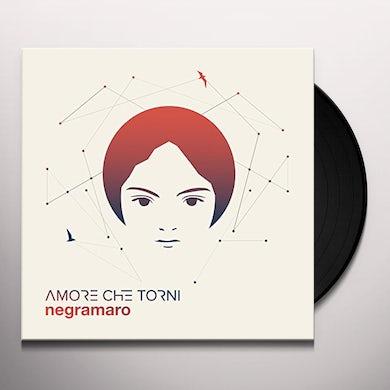 Negramaro AMORE CHE TORNI Vinyl Record