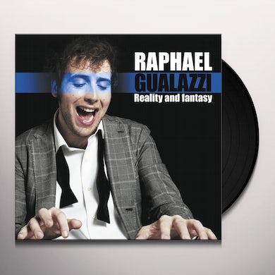 Raphael Gualazzi REALITY & FANTASY Vinyl Record