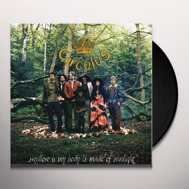 Circulus SWALLOW/MY BODY IS MADE OF Vinyl Record - UK Release