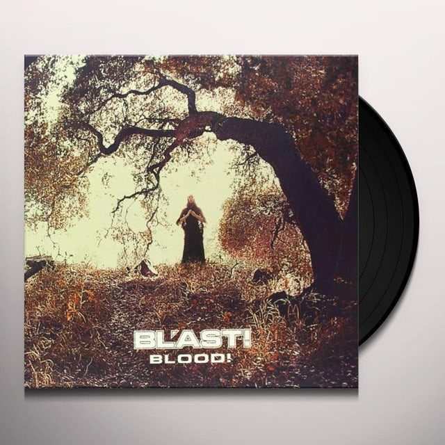 Blast BLOOD Vinyl Record