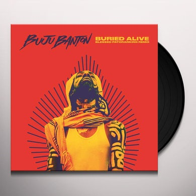 "Buried Alive / Blessed (Patoranking Remix) (7"" Single) Vinyl Record"