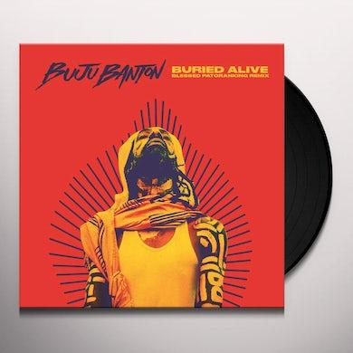 "Buju Banton Buried Alive / Blessed (Patoranking Remix) (7"" Single) Vinyl Record"