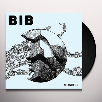Bib MOSHPIT Vinyl Record