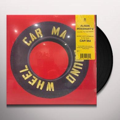 Alison Mosshart Sound Wheel Vinyl Record