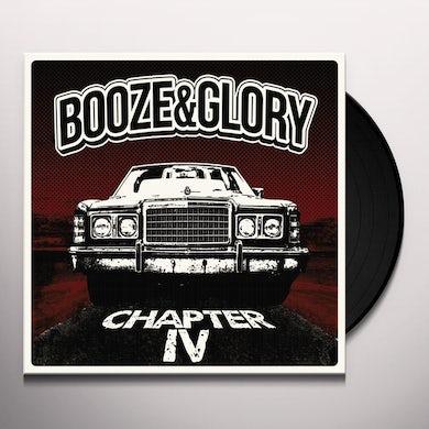 Booze & Glory CHAPTER IV Vinyl Record